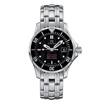Omega Seamaster Diver 300M ladies' bracelet watch - Product number 6473075