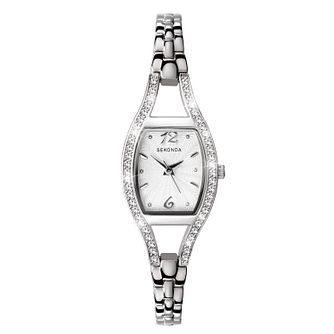 Sekonda Ladies' Stone Set Bracelet Watch - Product number 6680003