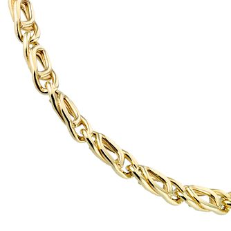 9ct Gold Fancy Celtic Bracelet - Product number 6700276