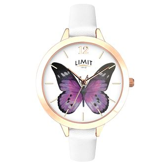 Limit Secret Garden Ladies' Rose Gold Plated Watch - Product number 6765181