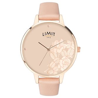Limit Secret Garden Ladies' Flatshine Effect Watch - Product number 6775691