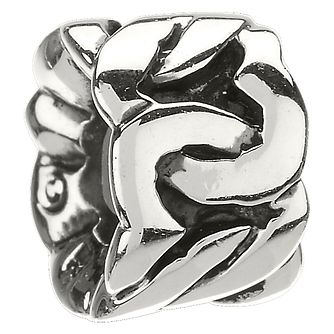 Chamilia - sterling silver love knot bead - Product number 6802923