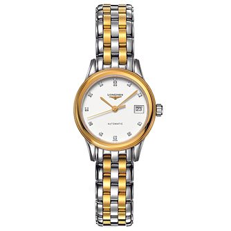 Longines Flagship ladies' automatic bracelet watch - Product number 6806325