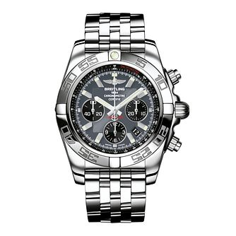 Breitling Chronomat 44 men's stainless steel bracelet watch - Product number 6834426