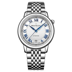 Dreyfuss & Co Ladies' Stainless Steel Bracelet Watch - Product number 6889867