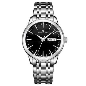 Dreyfuss & Co Men's Stainless Steel Bracelet Watch - Product number 6889956