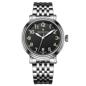 Dreyfuss & Co Men's Stainless Steel Bracelet Watch - Product number 6890024