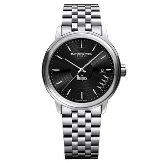 Raymond Weil Maestro The Beatles 2 Men's Bracelet Watch - Product number 6891934