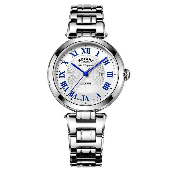 Rotary Ladies' Stainless Steel Bracelet Strap Watch - Product number 6892116