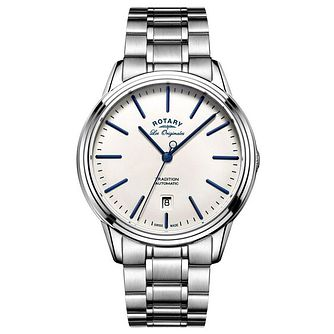 Rotary Men's Stainless Steel Bracelet Watch - Product number 6892175