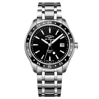 Rotary Men's Stainless Steel Bracelet Watch - Product number 6892191