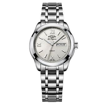 Rotary Men's Stainless Steel Bracelet Watch - Product number 6892205