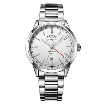 Rotary Men's Stainless Steel Bracelet Watch - Product number 6892221