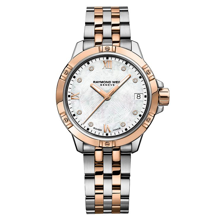 Raymond Weil Tango Ladies' Two Colours Bracelet Watch - Product number 6892965