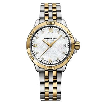 Raymond Weil Tango Ladies' Two Tone Bracelet Watch - Product number 6892973