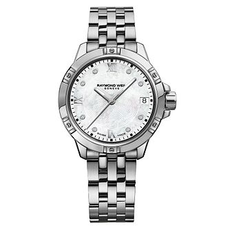Raymond Weil Tango Ladies' Stainless Steel Bracelet Watch - Product number 6893007