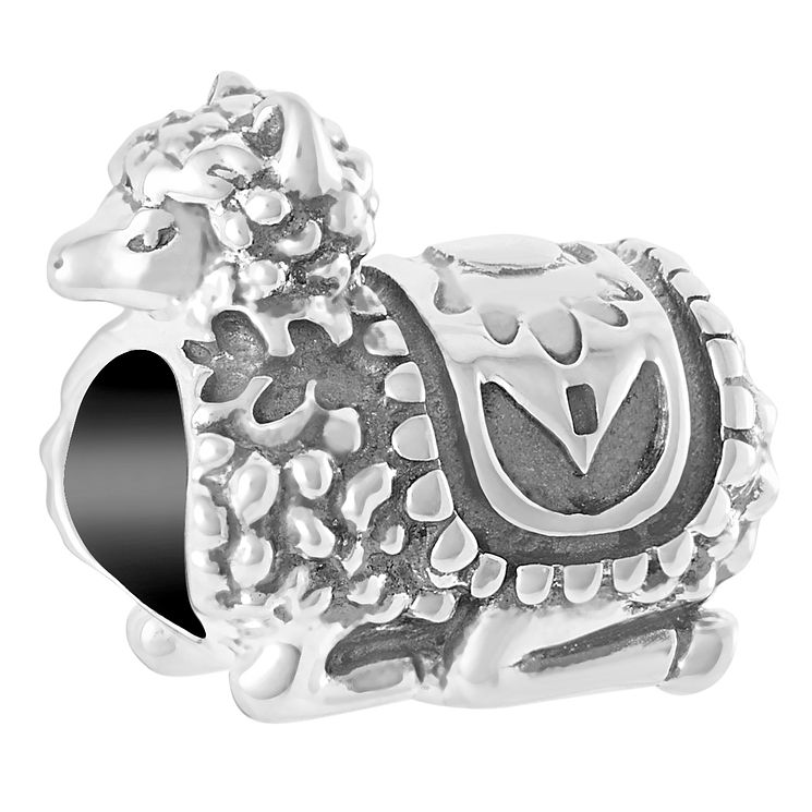 Chamilia Sterling Silver Llama Bead - Product number 6893155