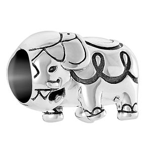 Chamilia Sterling Silver Elephant Charm - Product number 6893163
