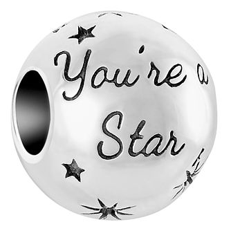 Chamilia Sterling Silver You'Re A Star Charm - Product number 6893201