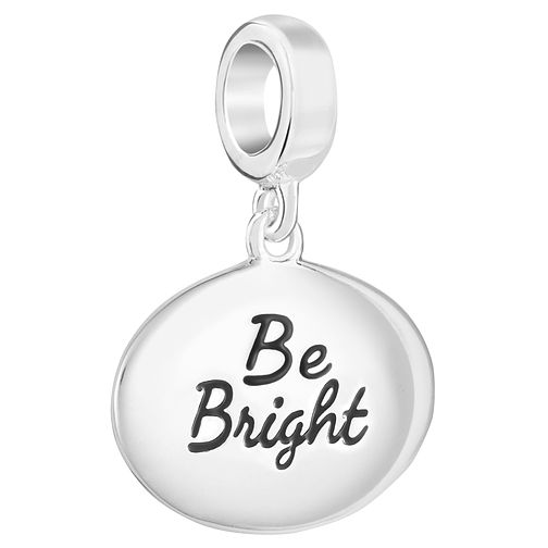 Chamilia Sterling Silver Be Bright Charm - Product number 6893252
