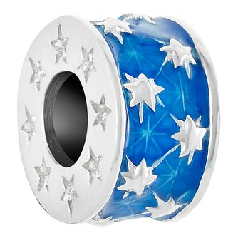 Chamilia Sterling Silver Starburst Spacer Bead - Product number 6893325