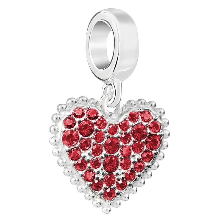 Chamilia With Love January Swarovski Crystal Charm - Product number 6893333