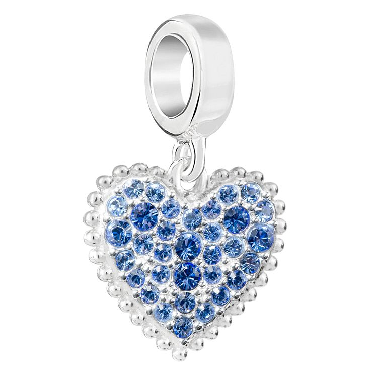 Chamilia With Love September Swarovski Crystal Charm - Product number 6893422