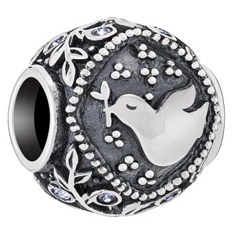 Chamilia Sterling Silver Peace Bead - Product number 6893511