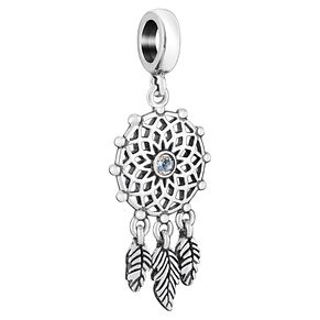 Chamilia Sterling Silver Dream Catcher Charm - Product number 6893589