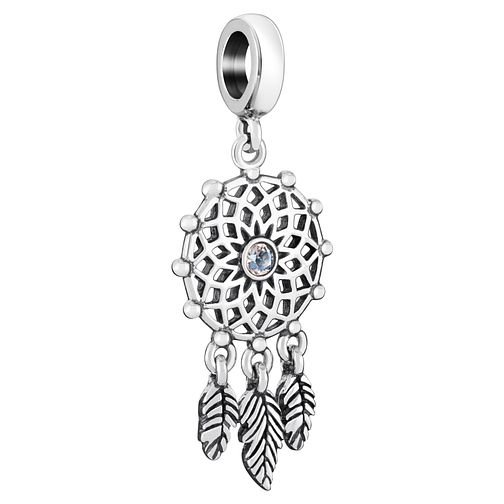 Chamilia Dream Catcher Swarovski Crystal Charm - Product number 6893589