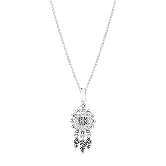 Chamilia Sterling Silver Dreamcatcher Necklace - Product number 6893635