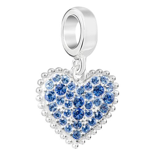 Chamilia Sterling Silver With Love September Charm - Product number 6893864