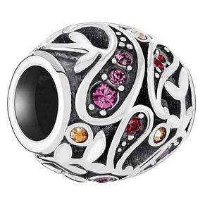 Chamilia Sterling Silver Paisley Treasure Sunshine Bead - Product number 6893910