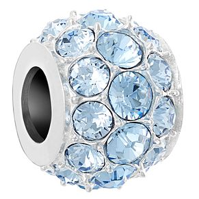 Chamilia Sterling Silver Splendor Sapphire Bead - Product number 6893929