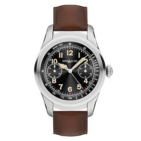 MontBlanc Summit Men's Stainless Steel Smart Watch - Product number 6915981