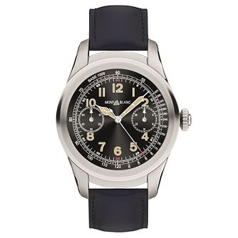 MontBlanc Summit Men's Stainless Steel Smart Watch - Product number 6916082