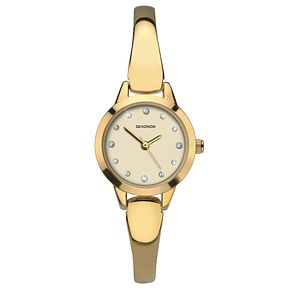 Sekonda Ladies' Gold Plated Watch - Product number 6944590