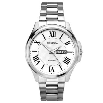 Sekonda Men's Stainless Steel Bracelet Watch - Product number 6944752