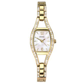 Sekonda Ladies' Gold Plated Bracelet Watch - Product number 6944876