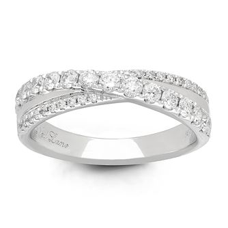 Neil Lane Designs Platinum 0.58ct Diamond Band - Product number 6945694