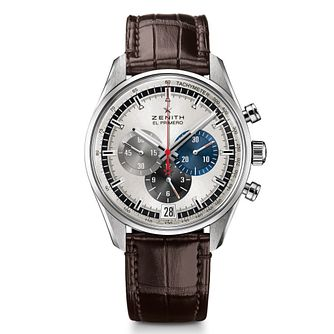 Zenith El Primero Men's Chronograph Strap Watch - Product number 6947581