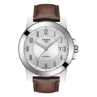 Tissot Gentleman Automatic Men's Stainless Steel Watch - Product number 6952925