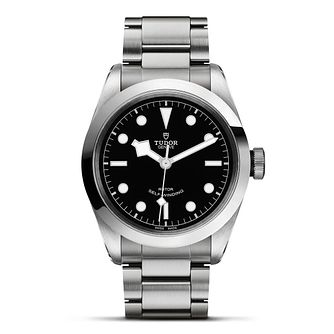 Tudor Heritage Black Bay 41 Men's Stainless Steel Watch - Product number 6954464