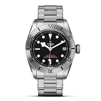 Tudor Heritage Black Bay Steel Men's Stainless Steel Watch - Product number 6954480