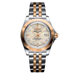 Breitling Galactic 32 Sleek Edition Two Colour Watch - Product number 6955010