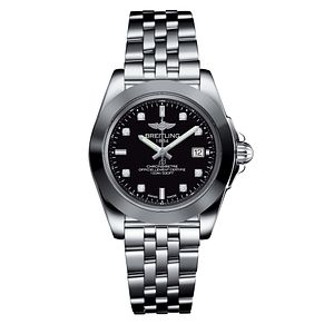 Breitling Galactic 32 Ladies' Stainless Steel Bracelet Watch - Product number 6955045