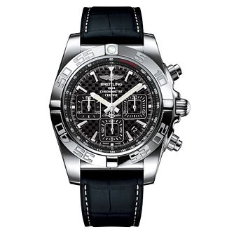 Breitling Chronomat 44 Men's Stainless Steel Strap Watch - Product number 6955061