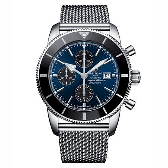 Breitling Superocean Heritage II Men's Stainless Steel Watch - Product number 6955290