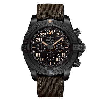 Breitling Avenger Hurricane Men's Breitlight Strap Watch - Product number 6955398