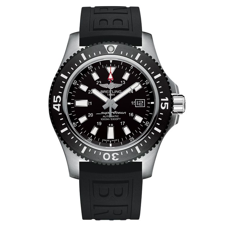 Breitling Superocean II 44 Men's Stainless Steel Watch - Product number 6955452